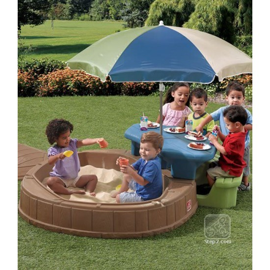 Summertime Play Center - STEP2