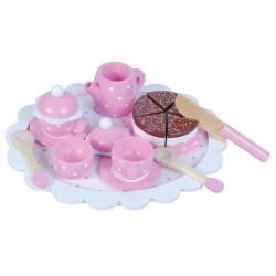 Set de ceai cu tavita - New Classic Toys
