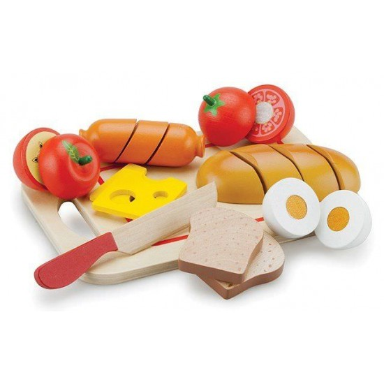 Platou cu alimente - New Classic Toys