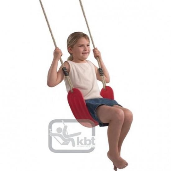 Leagan flexibil - Wraparound - Rosu