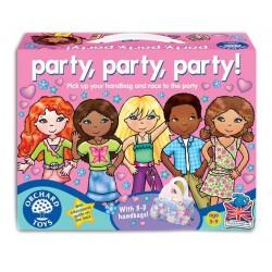 Joc de societate - La petrecere