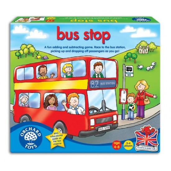 Joc educativ - Autobuzul