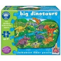Puzzle - Dinozauri
