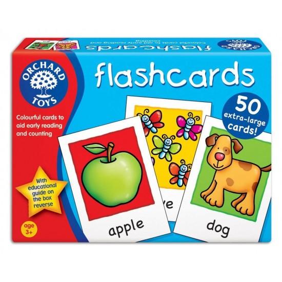 Joc educativ in limba engleza - Cartonase