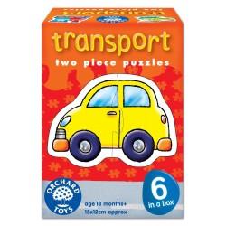 Set 6 puzzle - Transport