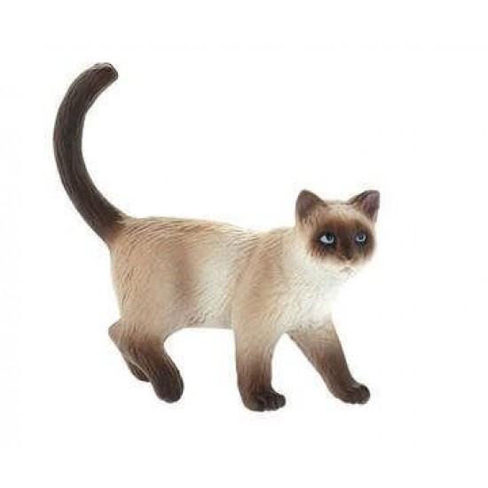 Figurina - Pisica siameza Kimmy