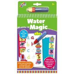 Carte de colorat ABC - Water Magic