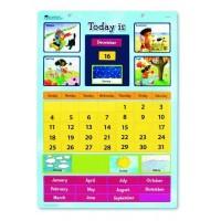 Calendar magnetic educativ