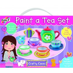 Picteaza un set de ceai - Set ceramica