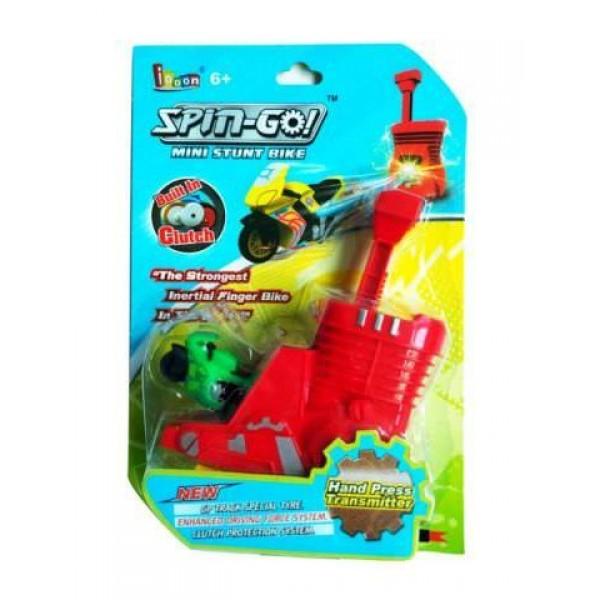 Lansator Motor Spin-Go - Viteza pe doua roti