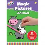 Magic Pictures - Razuim si coloram