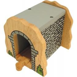 Tunel din lemn - BigJigs