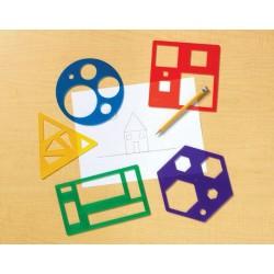 Set de forme - Learning Resources