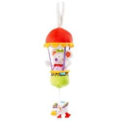 Jucarie muzicala bebe - Soricelul in balon