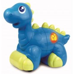 Jucarie interactiva - Dinozaur prietenos - Albastru