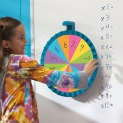 Roata magnetica pentru clasa