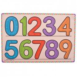 Sa invatam sa scriem - Cifrele
