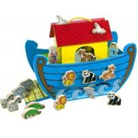 Arca lui Noe cu animale - BigJigs