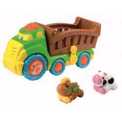 Jucarie muzicala - Camionul de la ferma