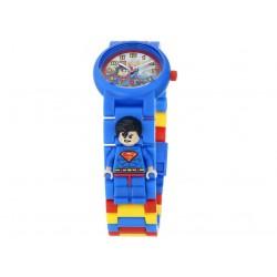 Ceas LEGO DC Super Heroes Superman 8020257