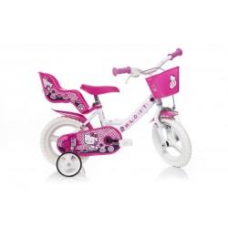 Bicicleta DINO BIKES - Hello Kitty 124RL HK