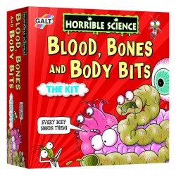 Horrible Science - Experimente cu corpul uman