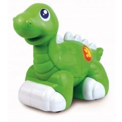 Jucarie interactiva - Dinozaur prietenos - Verde