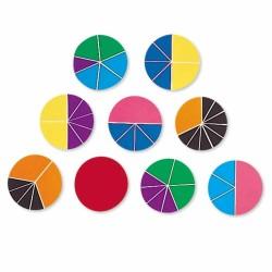 Set Geometria fractiilor - Cercuri