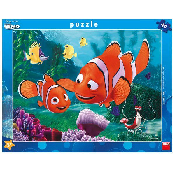 Puzzle - Aventurile lui Nemo