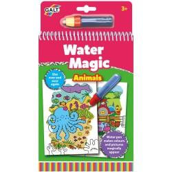 Carte de colorat Animalute - Water Magic