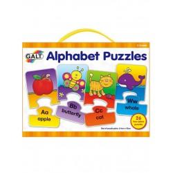Set 26 puzzle-uri Alfabet - 2 piese