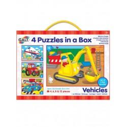 Set 4 puzzle - Vehicule