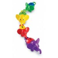 Elefantei colorati cu cifre - Learning Resources