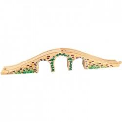 Pod cu arcade din lemn - BigJigs