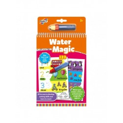 Carte de colorat 123 - Water Magic