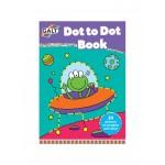 Carte de colorat - Dot to Dot