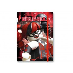 Agenda LEGO Batman Movie Harley Quinn 51731