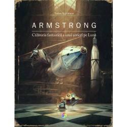 Armstrong. Călătoria fantastică a unui șoricel pe Lună