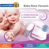 Aspirator nazal Baby Nose Vacuum Lanaform