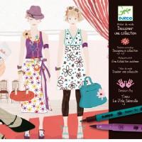 Atelier de moda Fii designer! - Djeco