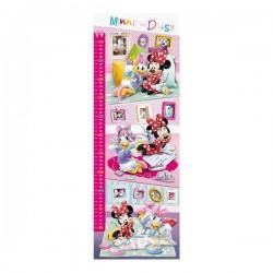 Puzzle cu masuratoare - Minnie si Daisy
