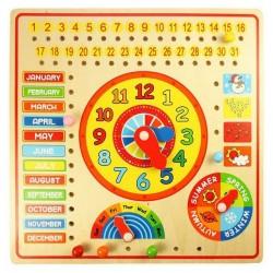 Calendar Timp - BigJigs
