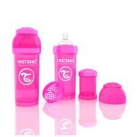 Biberon Anti-colic 260 ml Twistshake Roz