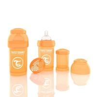 Biberon Anti-colici 180 ml Twistshake Portocaliu
