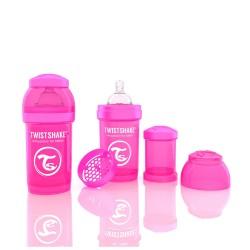 Biberon Anti-colici 180 ml Twistshake Roz
