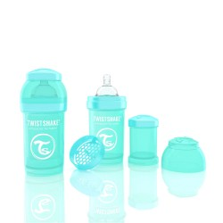 Biberon Anti-colici 180 ml Twistshake Turcoaz