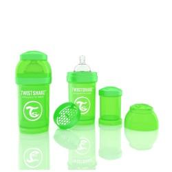 Biberon Anti-colici 180 ml Twistshake Verde