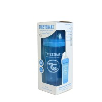 Biberon Anti-colici 260 ml Twistshake Alb