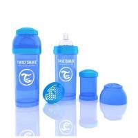 Biberon Anti-colici 260 ml Twistshake Albastru
