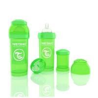 Biberon Anti-colici 260 ml Twistshake Verde
